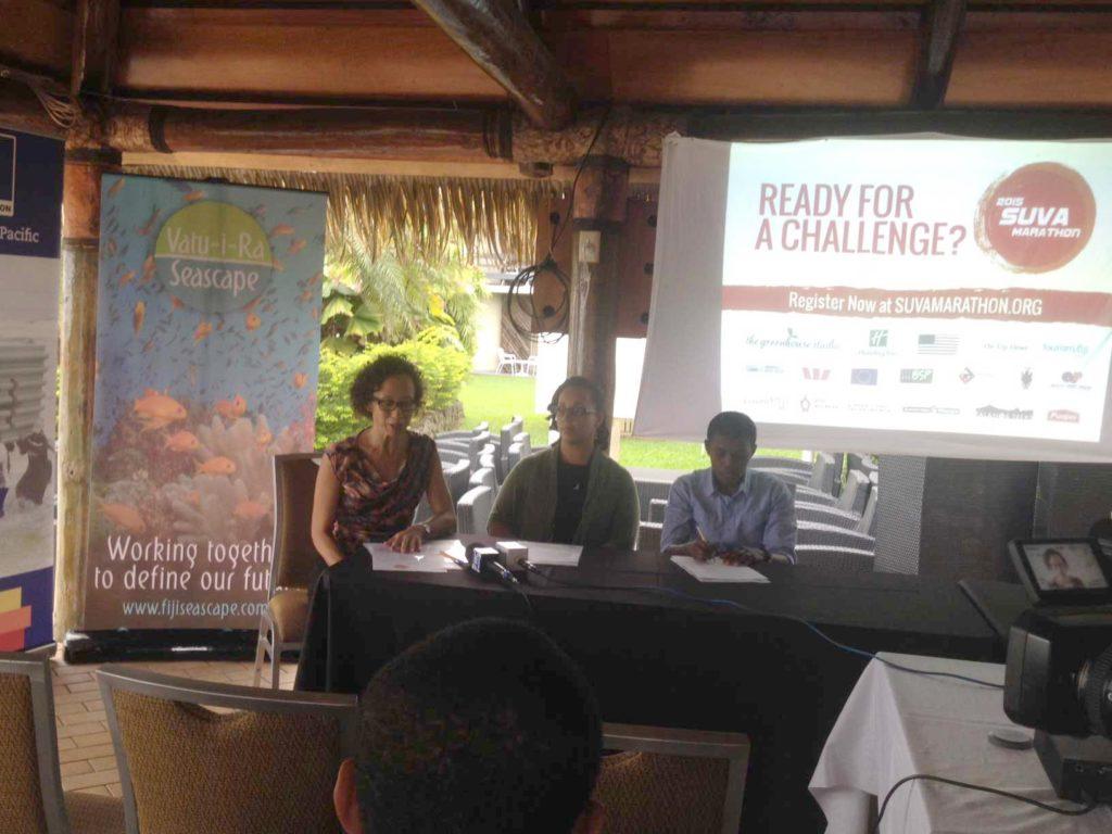 2015 Suva Marathon launch