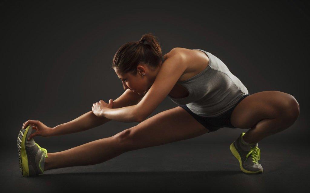 Stretching runner