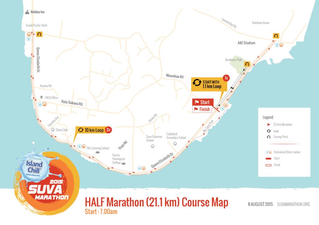Participant Info Suva Marathon Club