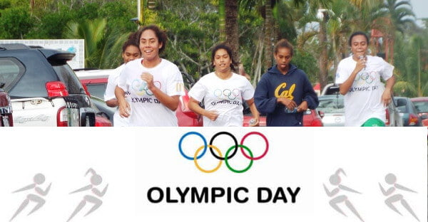 2016 Olympic Day Run & Sports Fair - Friday 24 June 2016