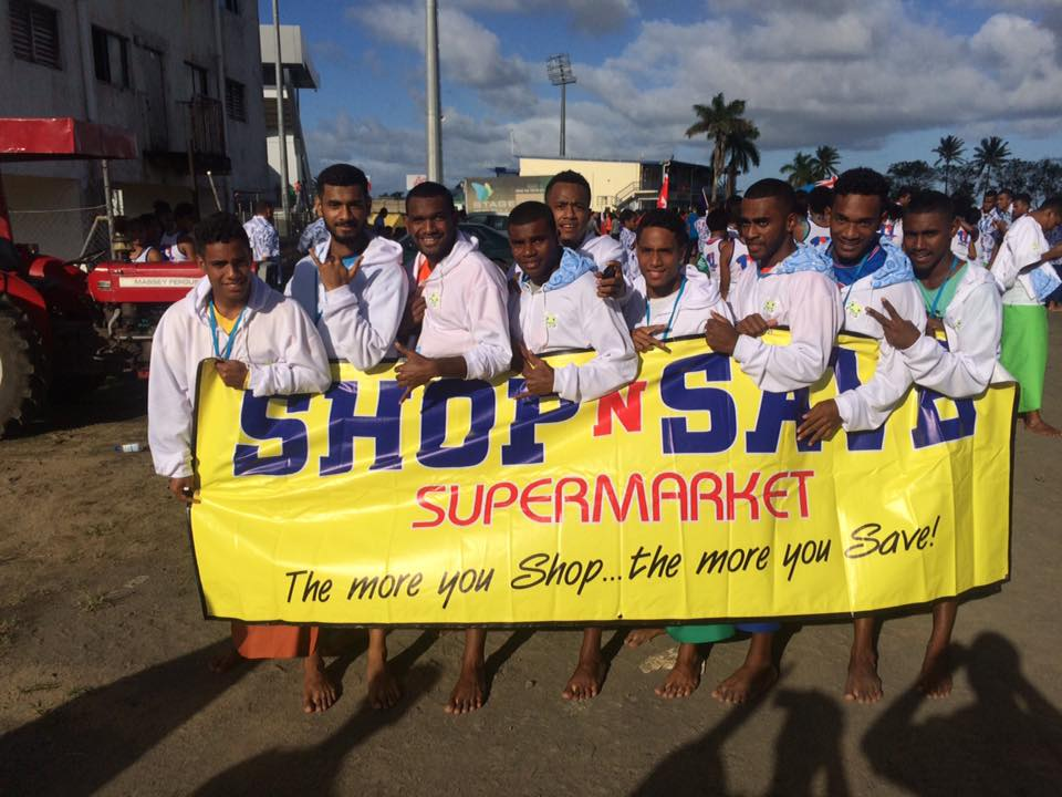 Shop N Save Athletics Fiji Competition Program