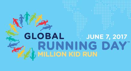 Join us Thursday for Global Running Day