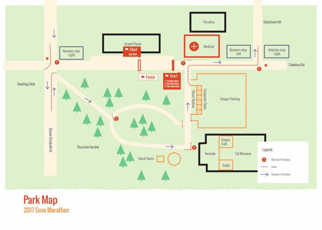 Park Map ICSM 2017