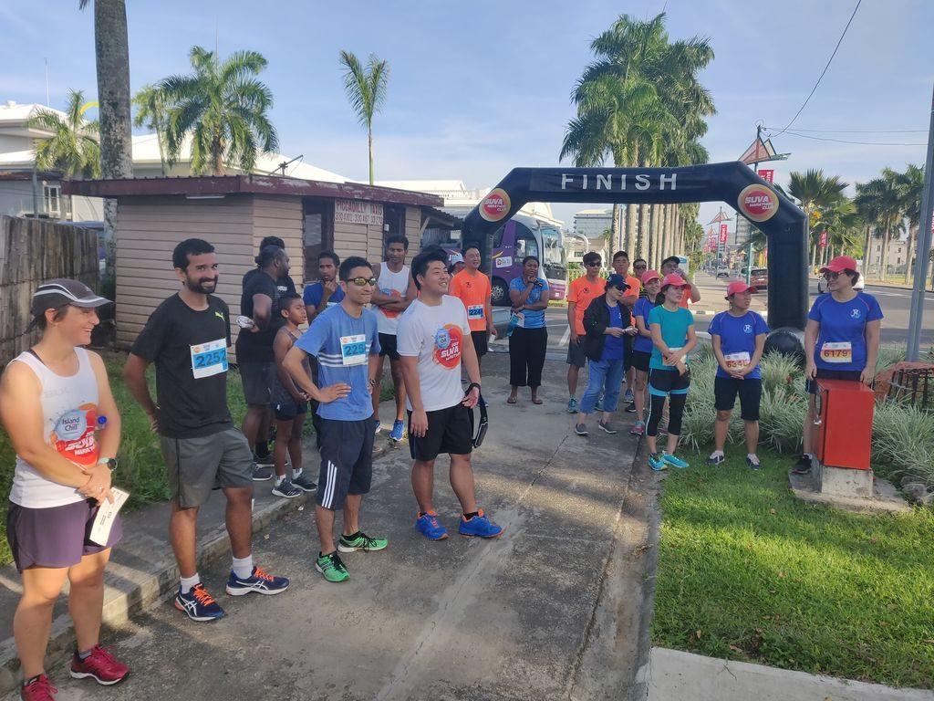 Suva Marathon Club 1-Dec-2018