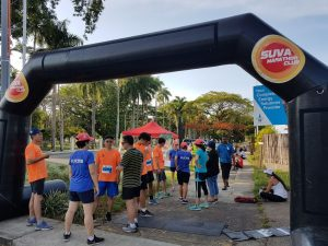 Suva Marathon Club 1-Dec-2018
