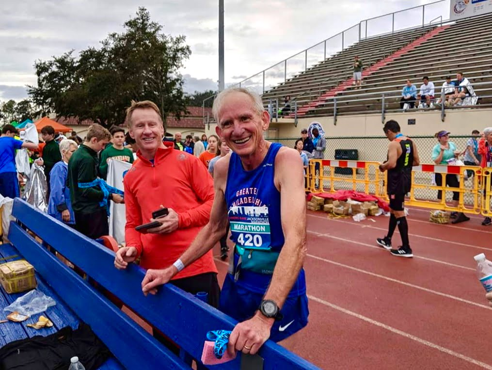 70-year-old Gene Dykes runs 2:54:23 Marathon World Record How do you keep running faster as you get older? The story behind this record-breaking run might hold the answers.